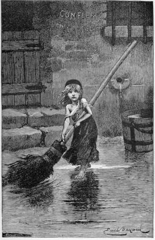 Cosette (édition 1862)