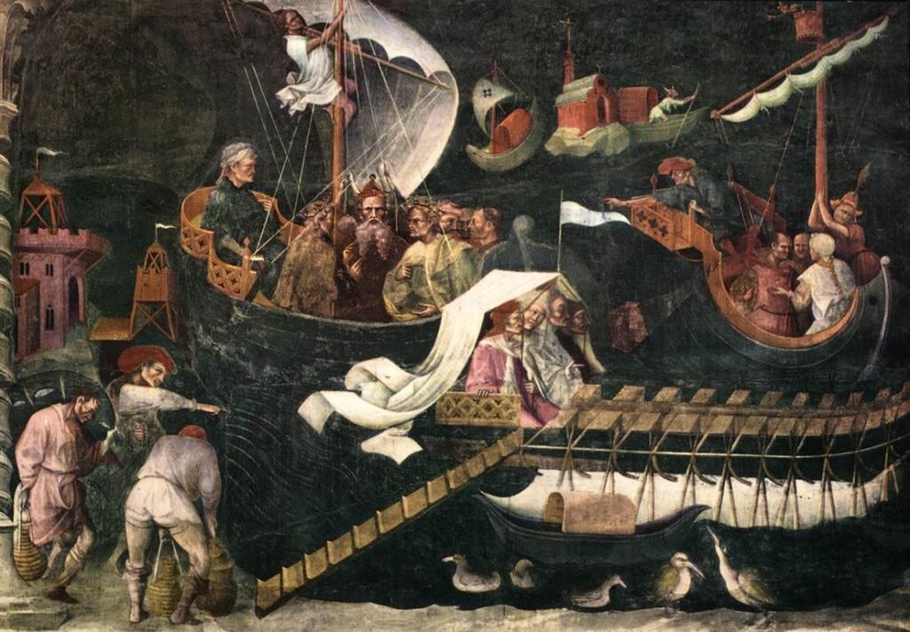 Il ritorno dei Magi, per una via ignota ad Erode