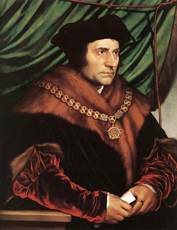 Thomas More, il Guicciardini d' Inghilterra