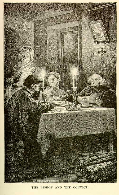 Bishop Myriel - Les Misérables Wiki