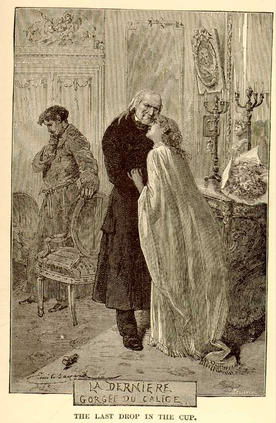 Valjean et Cosette