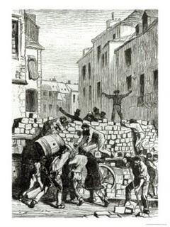 Toujours les barricades