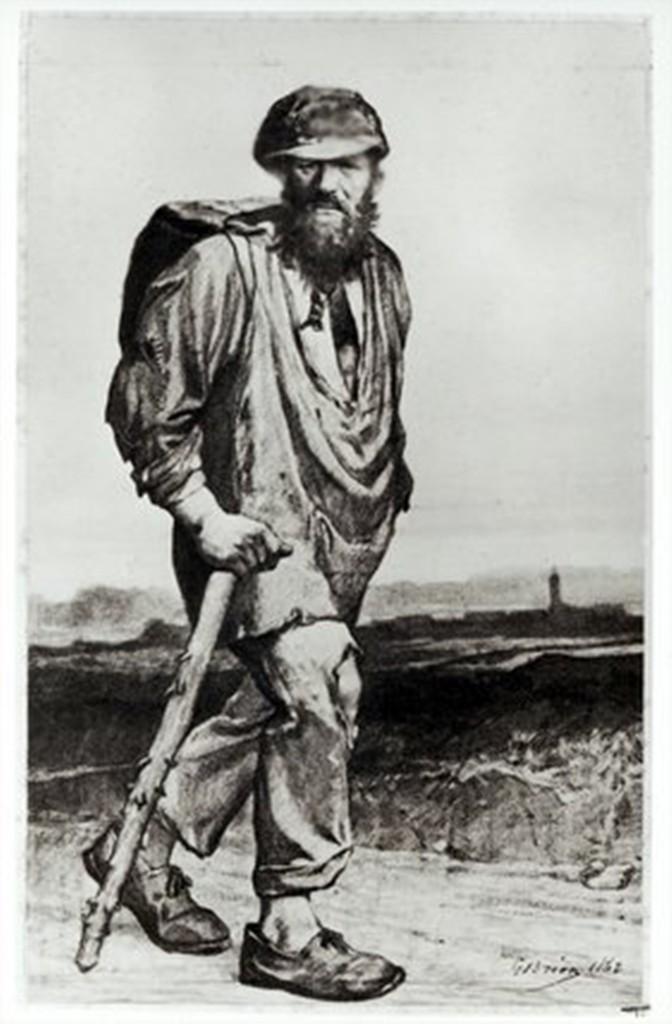 Jean Valjean où de la solitude