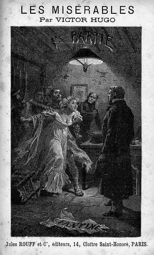 Fantine et Javert