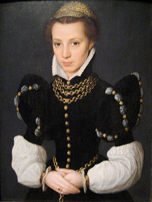 Catherina von Hemessen, amica di Guicciardini