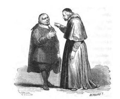 Il Cardinale e Don Abbondio, ovvero : quando è facile fare le prediche!