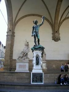 Benvenuto Cellini e il Perseo