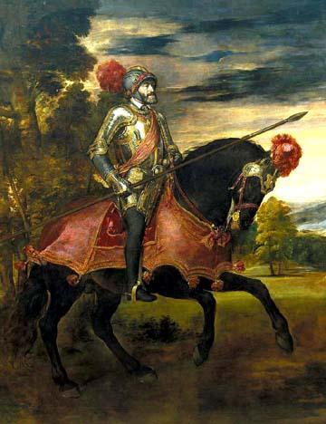 Carlo V (Tiziano)
