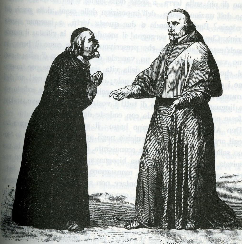 Don Abbondio e il Cardinale