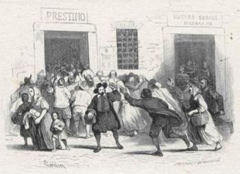 Senza Don Abbondio: l'assalto ai forni