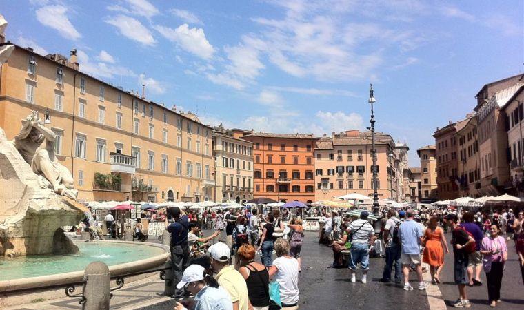 Roma : Piazza Navona