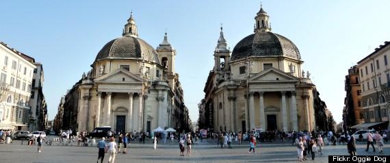 Roma : Piazza del Popolo