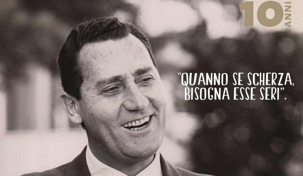 Roma: Alberto Sordi, ovvero l'attore più cerebrale del cinema italiano