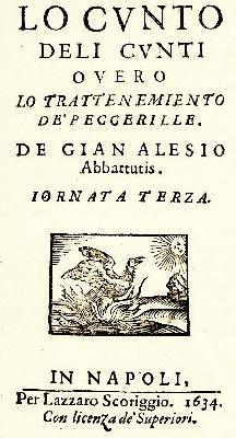 Cunto: Li dui fratielle (I) (edizione antica)
