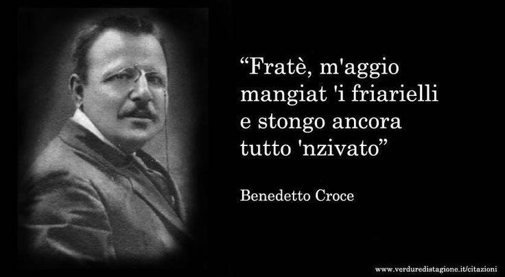 Cunto: I due fratelli (III). Una citazione da Benedetto Croce, studioso di G.B. Basile e delle tradizioni napoletane