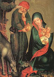 Pilato e Giuda (I): Fuga-in-Egitto-piccola-bertram-flucht-grabow