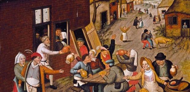 Brueghel (II). Scene di vita contadina