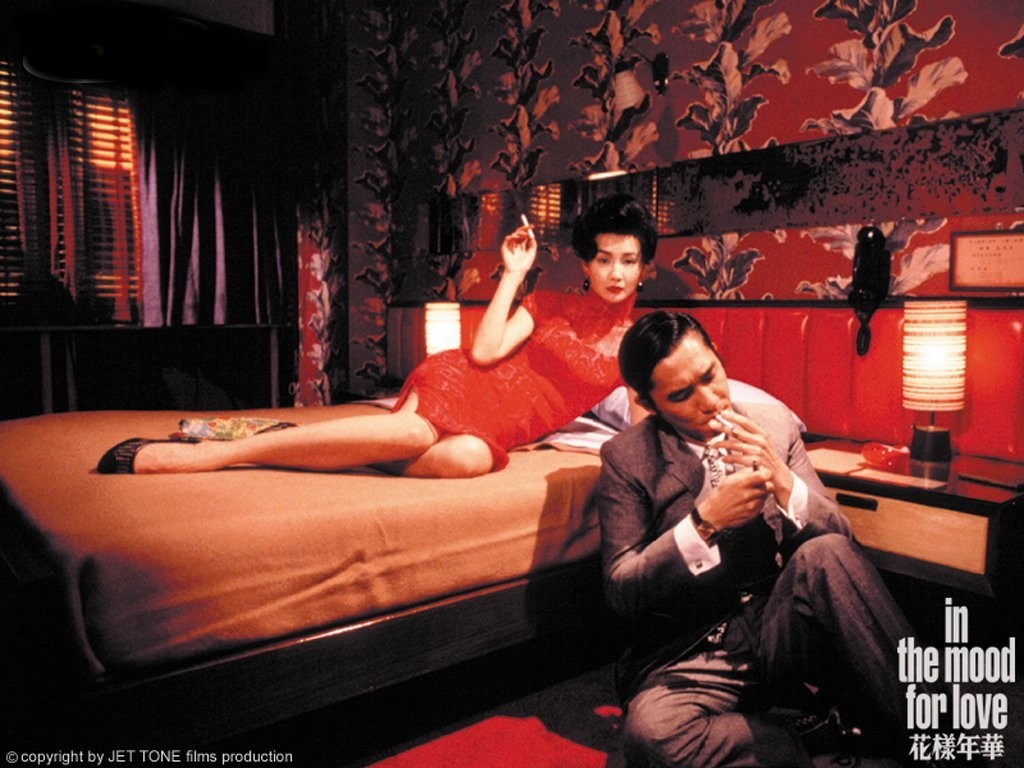In the mood for love: eleganti anche al chiuso