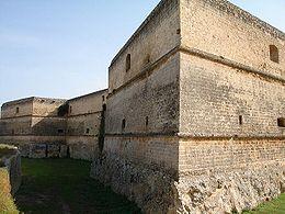 San Giuseppe da Copertino (II)  Copertino -  Castello