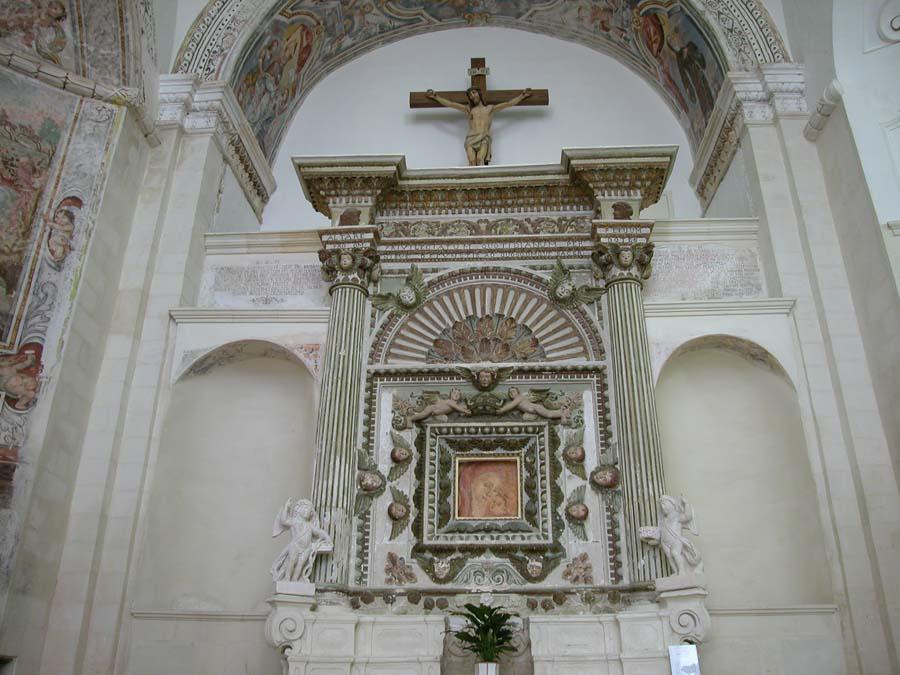 San Giuseppe da Copertino - Copertino-La-Chiesa-della-Madonna-della-Grottella