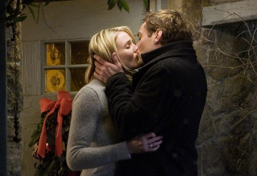 L'amore non va in vacanza -  Diaz e Law: romance
