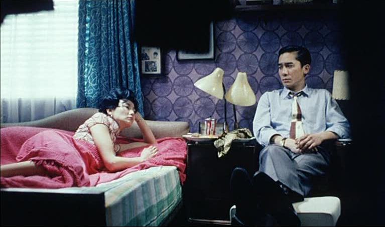 In the mood for love:  l'attesa