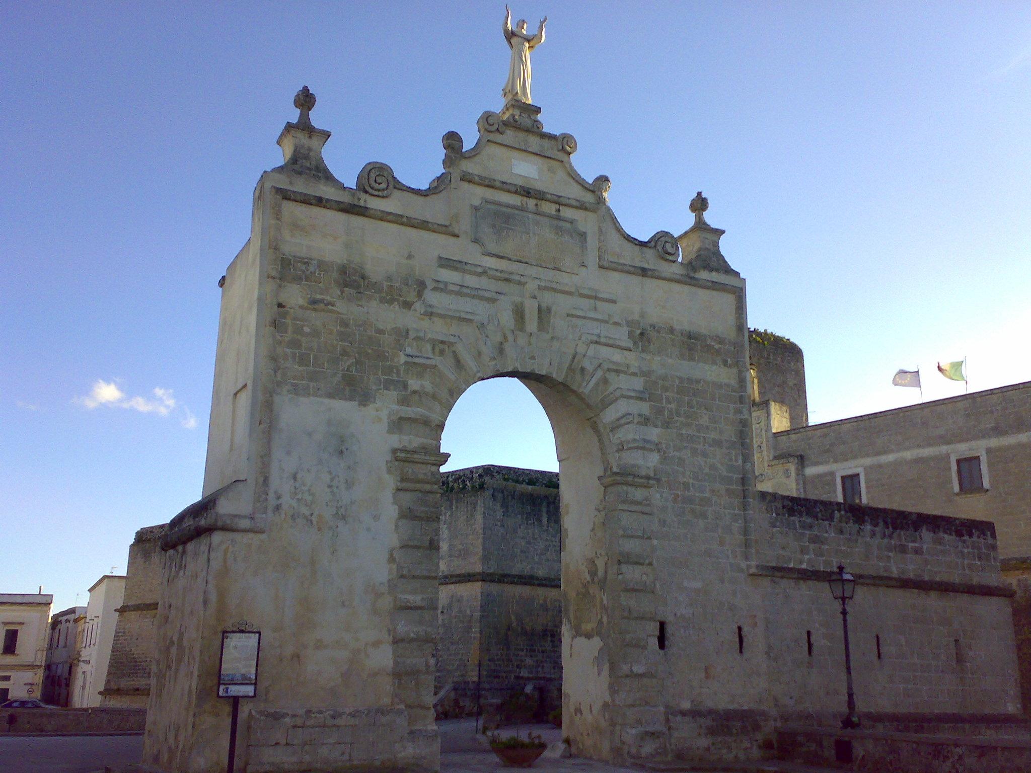 San Giuseppe da Copertino  Porta_San_Giuseppe_Copertino