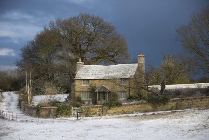 L'amore non va in vacanza-  Il cottage nella neve