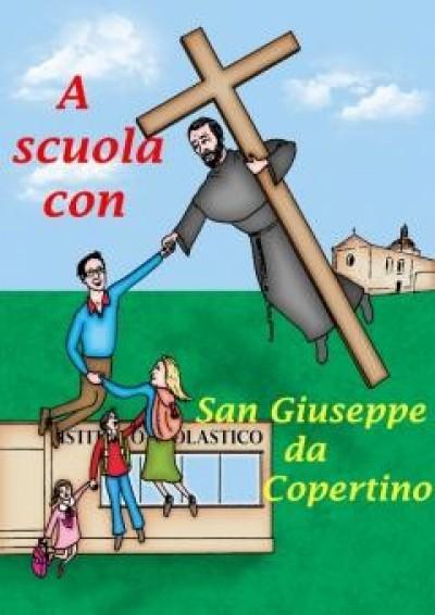San Giuseppe da Copertino: logo del concorso