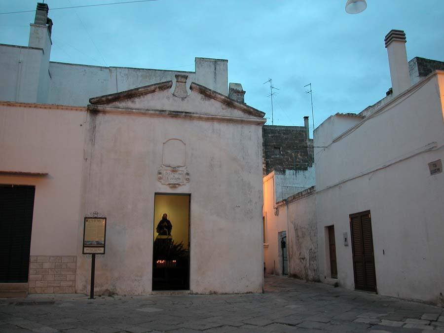 San Giuseppe da Copertino -  Copertino-La-casa-di-San-Giuseppe
