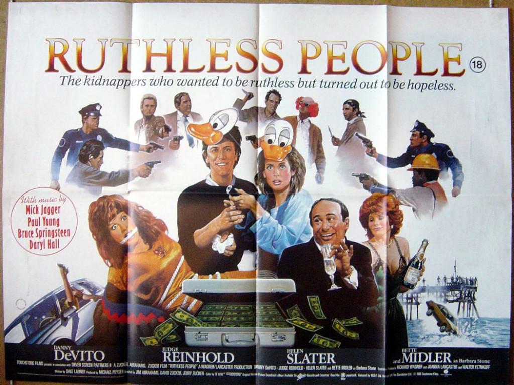 Ruthless People: Tutti contro tutti