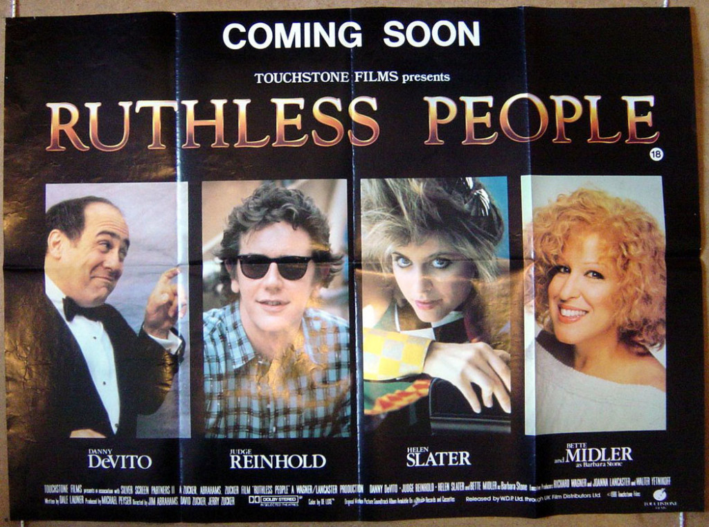 Ruthless People : Tutti i protagonisti
