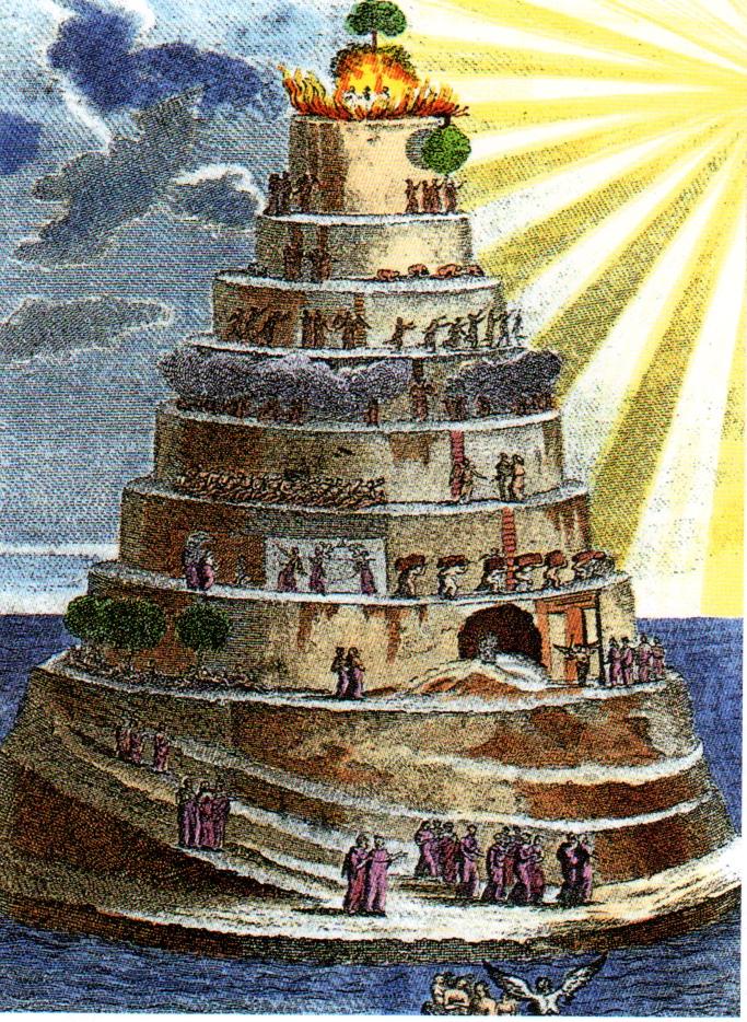 Omaggio a Dante (I): Belacqua ai piedi della montagna del Purgatorio II