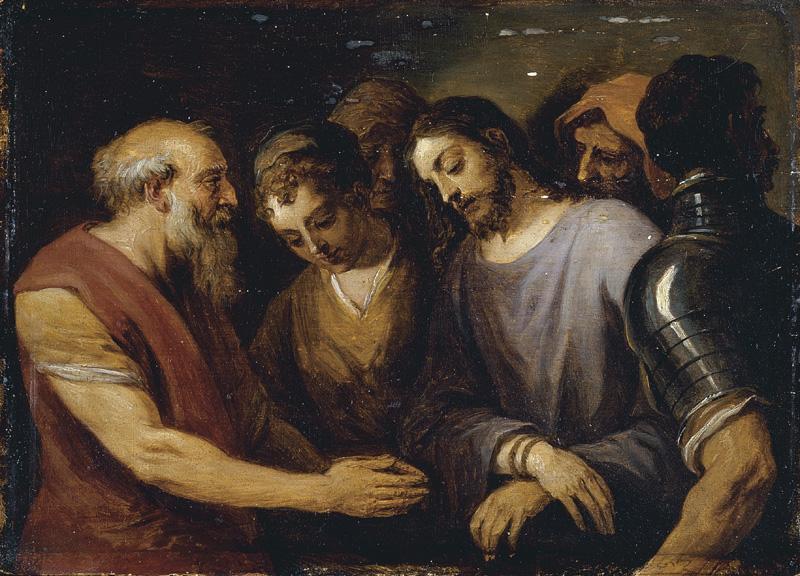 Andrea Schiavone: Pilato