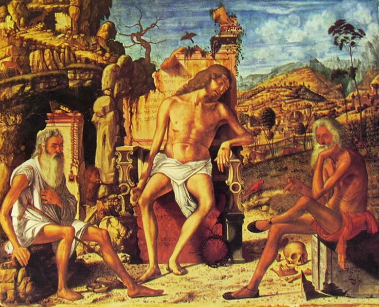Carpaccio: Passione di Cristo