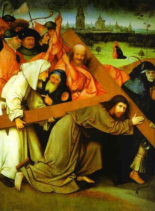 Hyeronymous Bosch: La Passione di Cristo