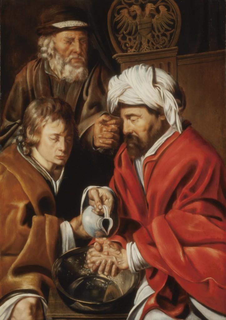 Jan Stap : Pilato (poco Romano, molto orientale)