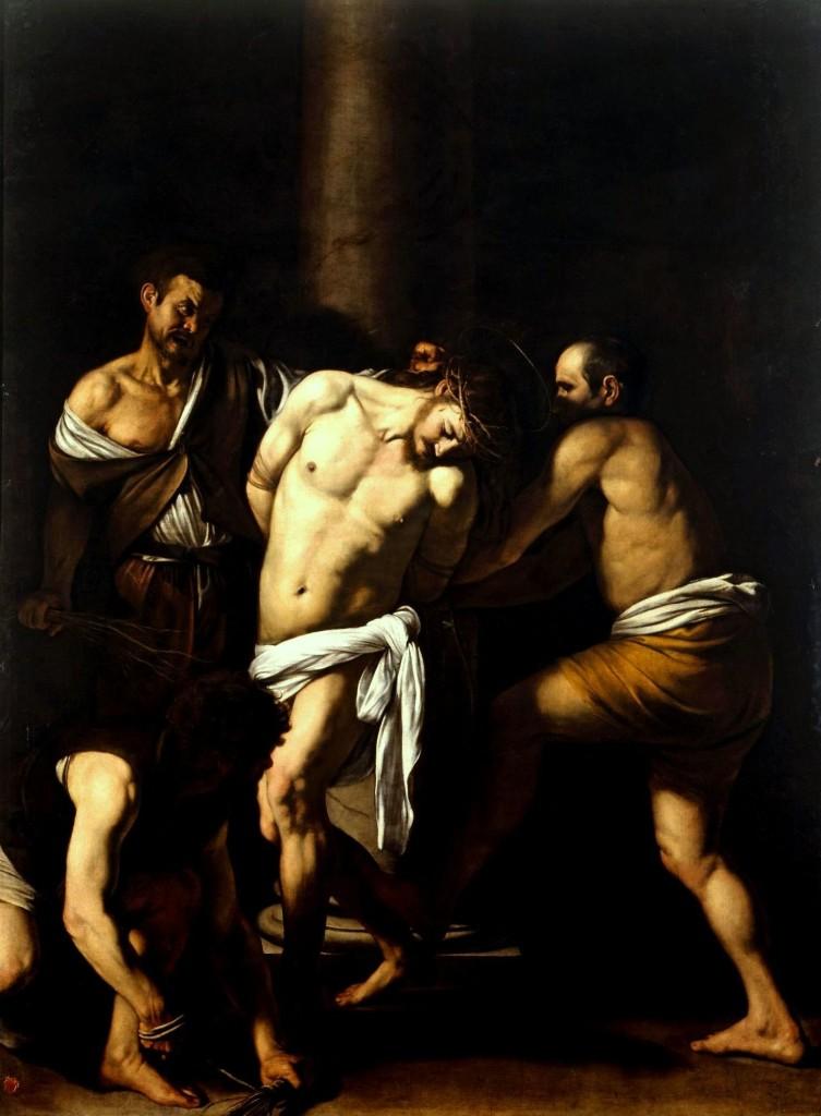 Michelangelo Merisi (Caravaggio): La Flagellazione di Cristo