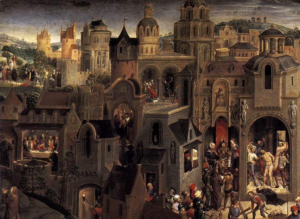 Hans Memling: La Passione di Cristo