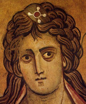 San Matteo - Cupola del Battistero di Parma