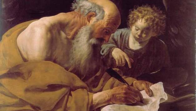 Guido Reni: San Matteo