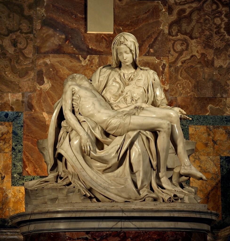 Michelangelo : Pietà