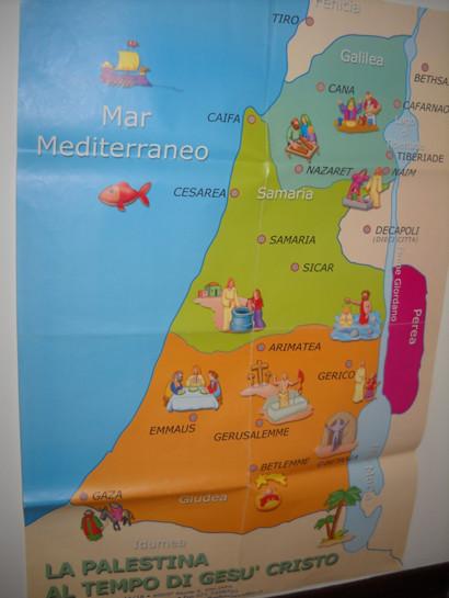 Pilato, Giuda e Matteo (IV) : Gerusalemme Geografia Politica