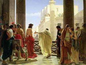 Pilato, Giuda e Matteo (V)