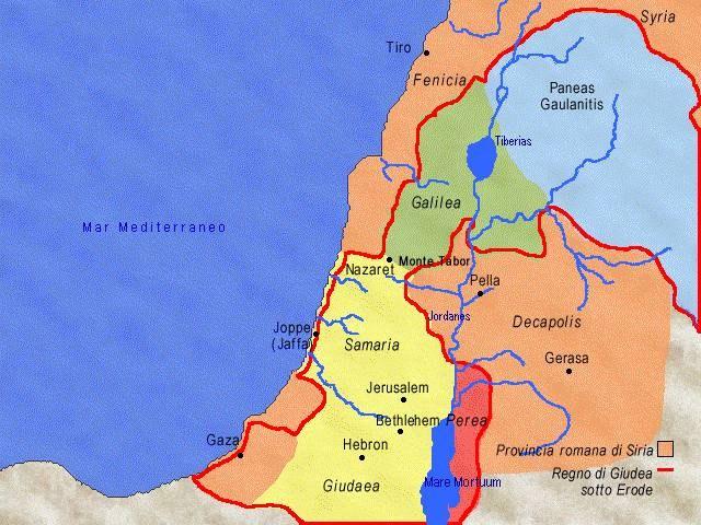 Pilato, Giuda e Matteo (IV):  Gerusalemme e Siria
