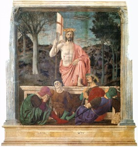 Piero, o la Pittura dell'Ineloquenza (II)