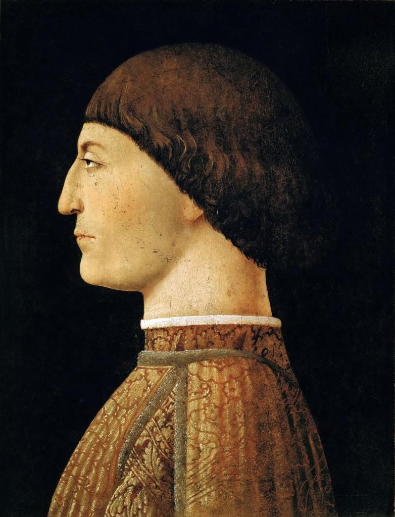 Piero, o il Pittore dell'Ineloquenza (III) - Sigismondo Malatesta, ovvero del ritratto metafisico