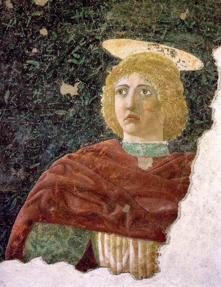 Piero, o il Pittore dell'Ineloquenza (III) San Giuliano