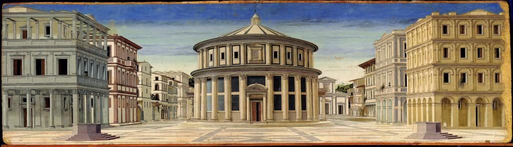 Piero, o il Pittore dell'Ineloquenza (III) - La Città Ideale