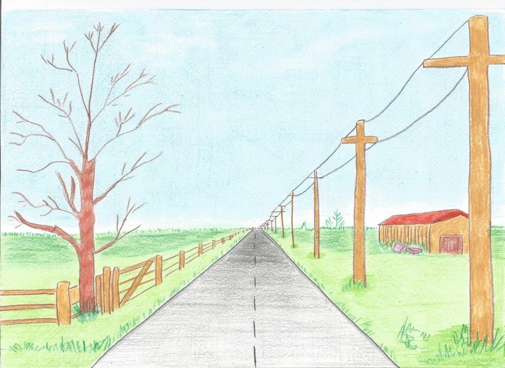 Piero, o il Pittore dell'Ineloquenza (III) - Prospettiva: La strada della felicità
